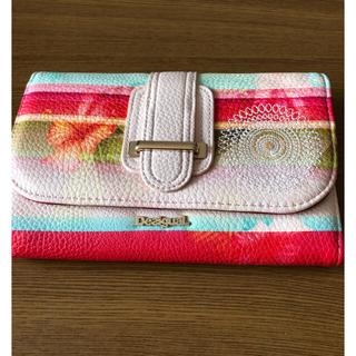 デシグアル(DESIGUAL)のデシグアルのお財布(未使用品)収納力抜群(財布)