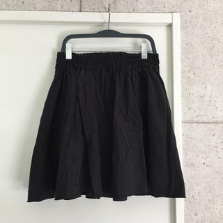 ローリーズファーム(LOWRYS FARM)のローリーズファーム スカート 黒(ミニスカート)