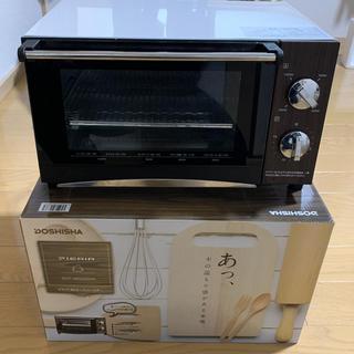 ドウシシャ(ドウシシャ)のオーブントースター(調理機器)
