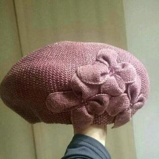 アンテプリマ(ANTEPRIMA)の新品☆アンテプリマのベレー帽(ハンチング/ベレー帽)