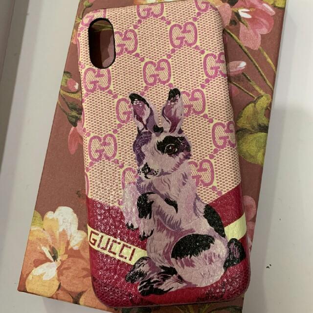 VERSACE iphone8 ケース | Gucci - GUCCI グッチ iPhoneXケース 携帯ケースの通販 by 小田 裕実's shop|グッチならラクマ