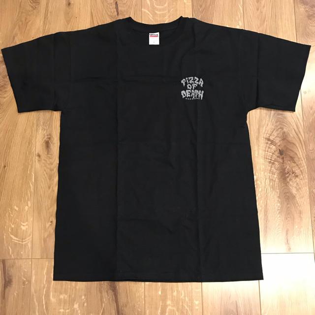 HIGH!STANDARD(ハイスタンダード)のpizza of death Tシャツ メンズのトップス(Tシャツ/カットソー(半袖/袖なし))の商品写真