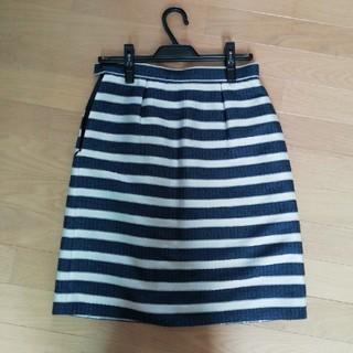 スタイルコム(Style com)のシンプル☆9号スカート(ひざ丈スカート)