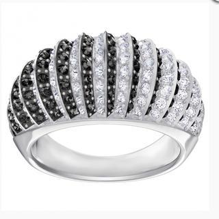 スワロフスキー(SWAROVSKI)のSWAROVSKI LUXURY DOMED スワロフスキー 指輪パヴェダイヤ(リング(指輪))