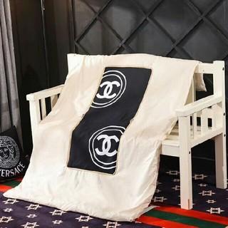 シャネル(CHANEL)の最終値下げ!chanel 抱き枕 カバー 毛布(シーツ/カバー)