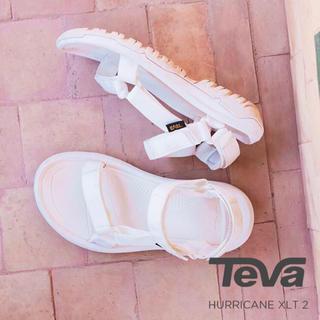 テバ(Teva)のテバ ハリケーン XLT2 ホワイト 22.0(サンダル)