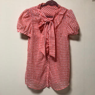 バイバイ(ByeBye)のByeBye チェックシャツ(シャツ/ブラウス(長袖/七分))