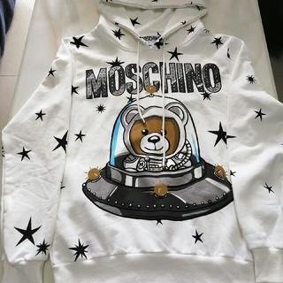 モスキーノ(MOSCHINO)のmoschino パーカー  (パーカー)