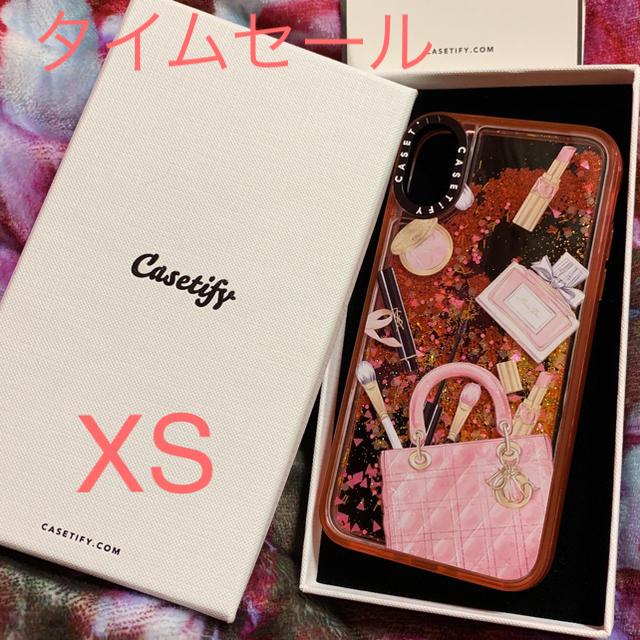 クロムハーツ iPhone7 ケース | casetify グリッター iPhoneケースの通販 by hn shop|ラクマ