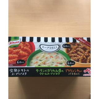 アジノモト(味の素)のクノール スープデリ(インスタント食品)