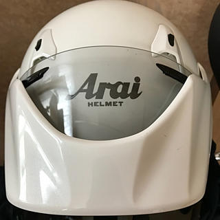 アライテント(ARAI TENT)のArai ヘルメット(ヘルメット/シールド)