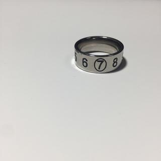 マルタンマルジェラ(Maison Martin Margiela)のリング   マルジェラ風(リング(指輪))
