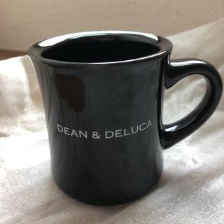 ディーンアンドデルーカ(DEAN & DELUCA)の【新品】DEAN&DELUCA トーキョー マグ ブラック 1個(食器)
