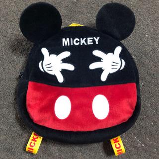 ミッキーマウス(ミッキーマウス)のミッキー キッズリュック 🐭💗(リュックサック)