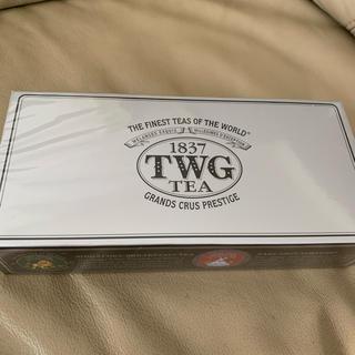 最終値下げ 未開封 TWG TEA グランドエクスプローラーティーセット(茶)