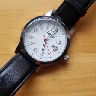 ジッポー(ZIPPO)のzippo腕時計(腕時計(アナログ))