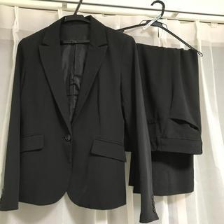ユニクロ(UNIQLO)の黒 スーツ ユニクロ(スーツ)