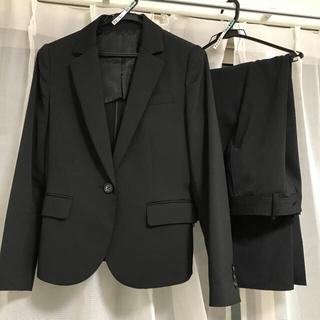 シマムラ(しまむら)のしまむら 黒スーツ レディース(スーツ)