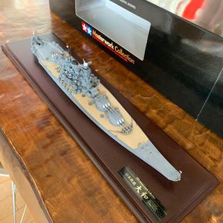 タタミ(TATAMI)の戦艦大和  1/700  完成品 (模型/プラモデル)
