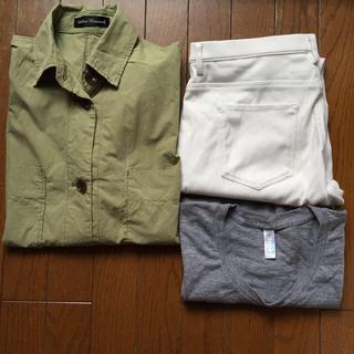 アーバンリサーチ(URBAN RESEARCH)のミリタリーシャツジャケット(シャツ/ブラウス(長袖/七分))