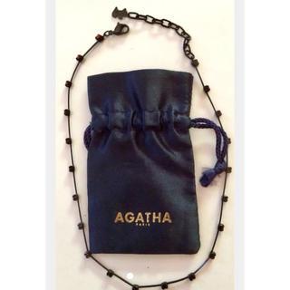 アガタ(AGATHA)のAGATHAアガタチョーカー(ネックレス)