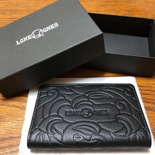 ロンワンズ(LONE ONES)のロンワンズ  カードケース(名刺入れ/定期入れ)