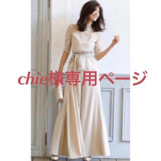 【chie様専用ページ】パンツドレス(セットアップ)(その他)