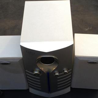 GIO OK-15A 動作品! 超良音の2.1chサラウンドスピーカーセット