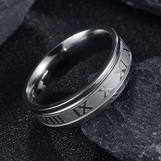 ✨人気商品✨COOL✨シルバー、黒色、ゴールドステンレスリング(リング(指輪))
