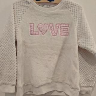 シマムラ(しまむら)のモコモコトレーナー(Tシャツ/カットソー)