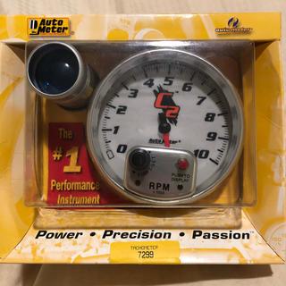 オートメーター(Auto Meter)のAutoMeter 7299 オートメーター タコメーター(車内アクセサリ)