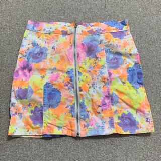グレイル(GRL)の花柄 スカート(その他)