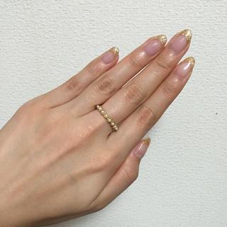 アクアガール(aquagirl)のパールリング(リング(指輪))