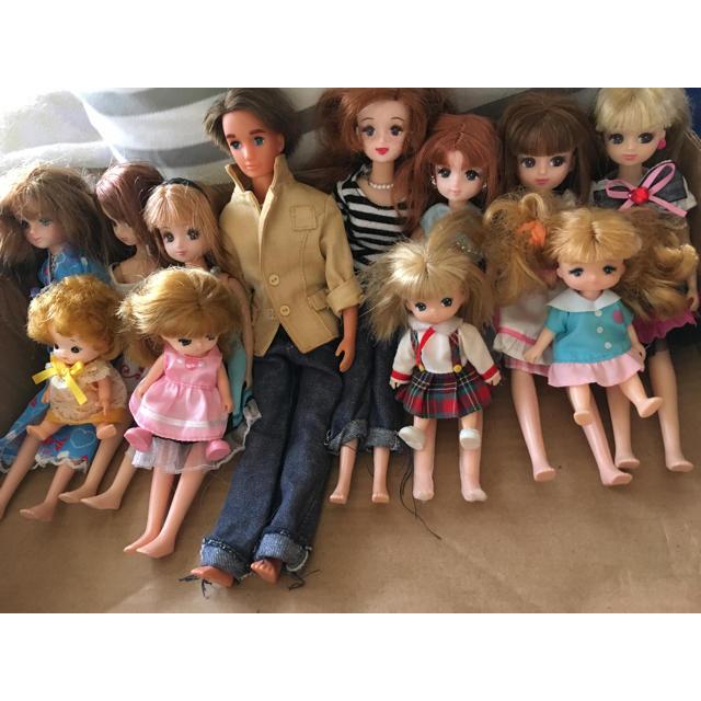 ちゃん 人形 リカ