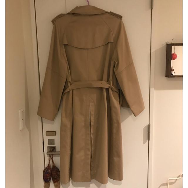 Noble(ノーブル)のNoble トレンチコート レディースのジャケット/アウター(トレンチコート)の商品写真