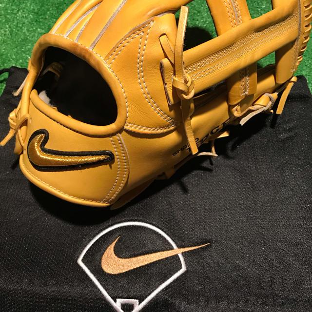 NIKE(ナイキ)のナイキ 硬式グローブ スポーツ/アウトドアの野球(グローブ)の商品写真