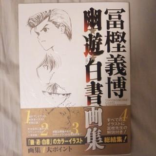 集英社 - 冨樫義博 幽☆遊☆白書 画集