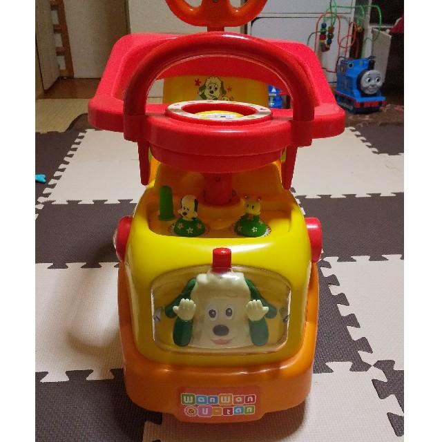 わんわん 手押し車 キッズ/ベビー/マタニティのおもちゃ(手押し車/カタカタ)の商品写真