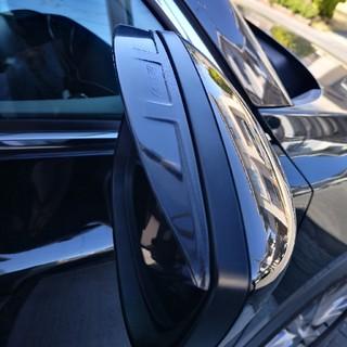 マツダ(マツダ)の新品 CX8 マツダ CX-8 専用 サイドミラー バイザー ドアミラー 非純正(車外アクセサリ)