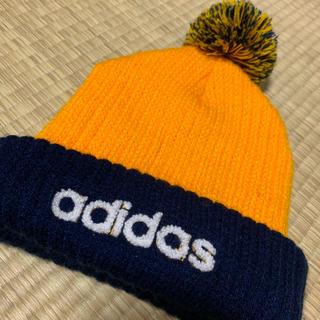 アディダス(adidas)のadidas.ニット帽(ニット帽/ビーニー)