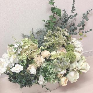 フランフラン(Francfranc)の結婚式装飾*造花*フラワーアレンジ*ブーケetc(ブーケ)
