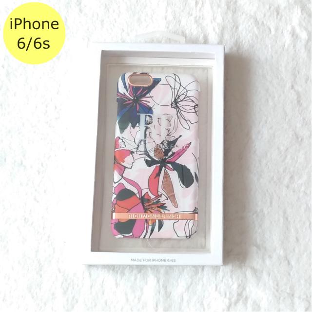 モスキーノ iphone8plus ケース 安い | リッチモンドアンドフィンチ エンチャンテッドサテン iPhone6/6sケースの通販 by Pochi公's shop|ラクマ