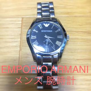 エンポリオアルマーニ(Emporio Armani)のEMPORIO ARMANI【エンポリオアルマーニ】 メンズ 腕時計(腕時計(アナログ))