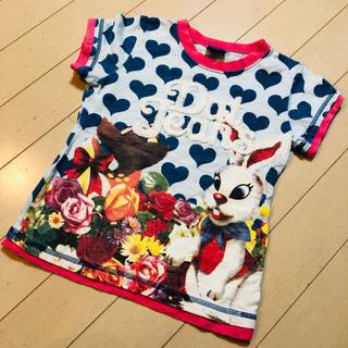 ダット(DAT)のDAT*Tシャツ【110】(Tシャツ/カットソー)