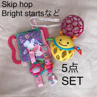 トイザラス(トイザらス)の海外ブランド 女の子用 おもちゃセット 総額5000円(がらがら/ラトル)