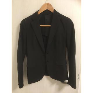 ユニクロ(UNIQLO)の【お得】スーツ上下セット 黒(スーツ)