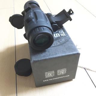 レタパプラス変更実物 VECTOR OPTICS 5倍 ブースターミニドット(モデルガン)
