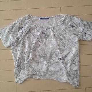 ジエンポリアム(THE EMPORIUM)のエンポリアム♡レイヤードプリントシャツ(Tシャツ(半袖/袖なし))