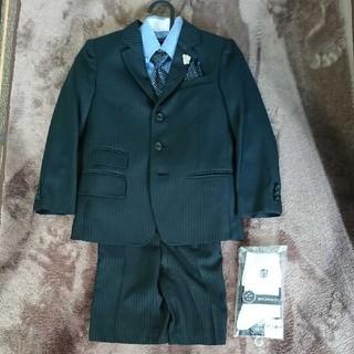 ヒロミチナカノ(HIROMICHI NAKANO)のリヴ様専用。ヒロミチナカノ男の子120センチスーツ(ジャケット/上着)