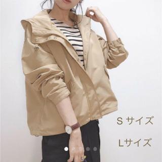 ジーユー(GU)のgu☆マウンテンパーカー☆Sサイズ☆新品☆インスタ☆wear(ナイロンジャケット)